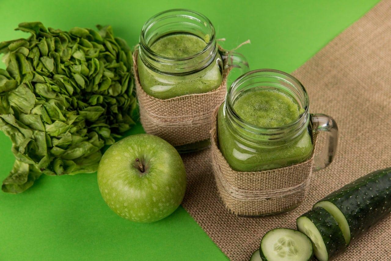 Alkagizer green smoothie