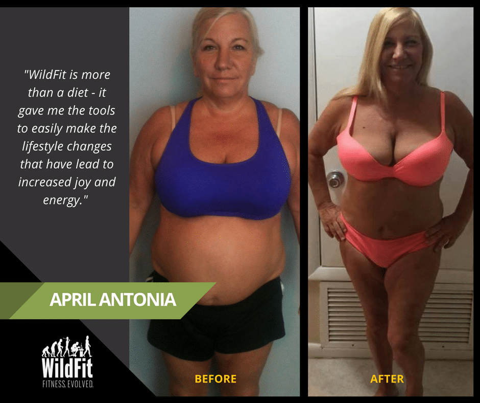It works 90 day challenge before and after.
