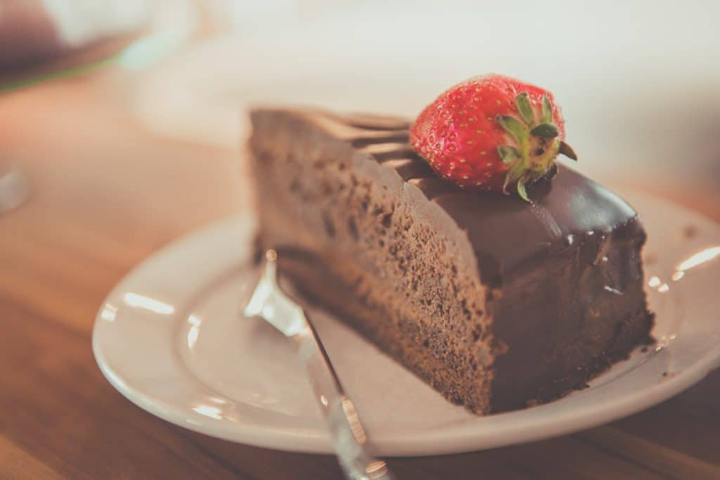 Craving Chocolate Cake? Is cake on the WildFit diet food list?