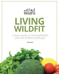 Living WildFit Ebook cover